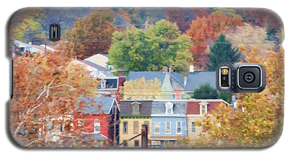 Fall Colors In Columbia Pennsylvania Galaxy S5 Case