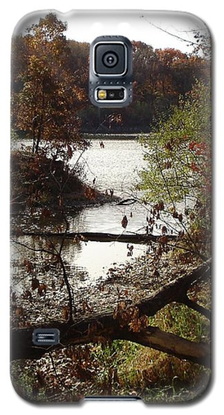 Galaxy S5 Case featuring the photograph Fall Colors by J L Zarek