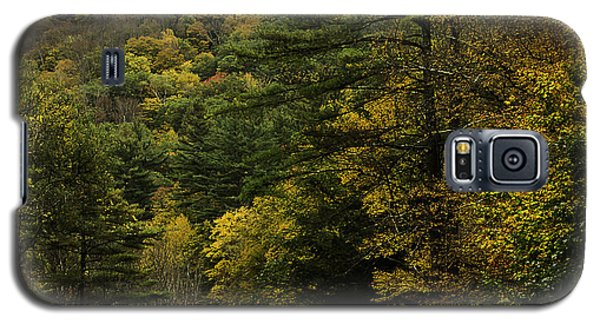 Fall Colors On Mohawk Trail Near Charlemont Galaxy S5 Case