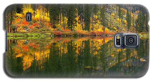 Fall Colors - Tumwater Canyon Galaxy S5 Case