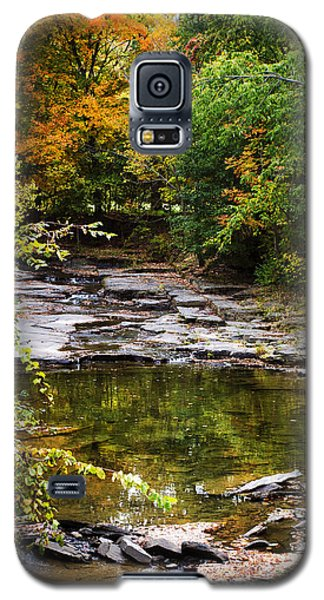 Fall Creek Galaxy S5 Case by Christina Rollo