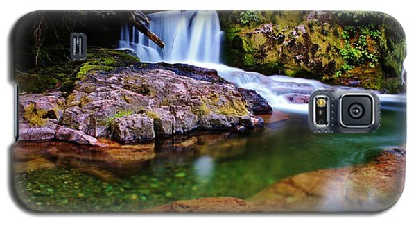 Fall Creek Oregon Galaxy S5 Case