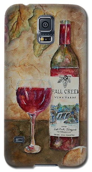 Fall Creek Vineyards Galaxy S5 Case