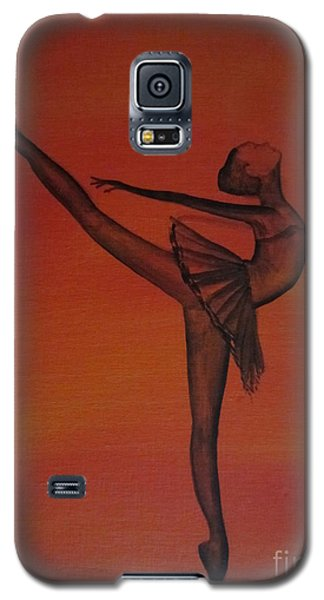 Fall Dancer 1 Galaxy S5 Case