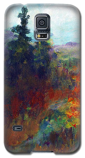 Fall Day Galaxy S5 Case