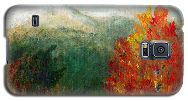 Fall Day Too Galaxy S5 Case