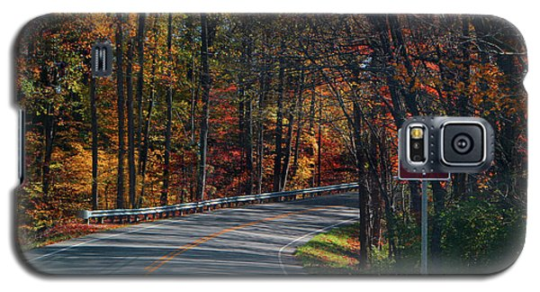 Fall Drive In Tennessee  1 Galaxy S5 Case