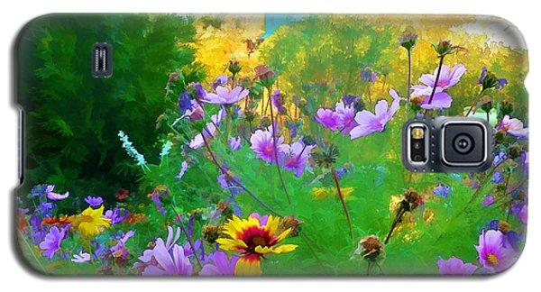 Fall Enters The Garden No 2 Galaxy S5 Case