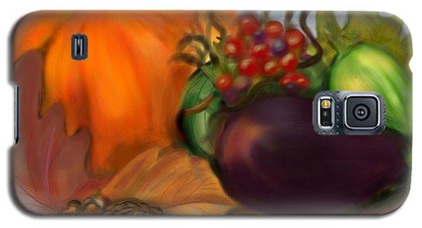 Fall Festival Galaxy S5 Case by Christine Fournier