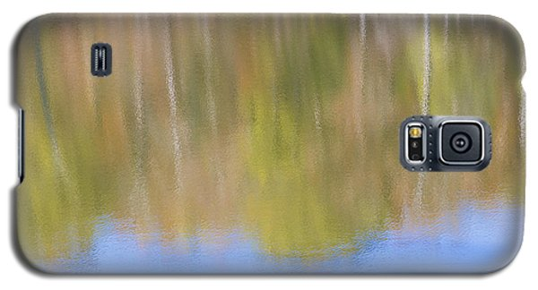 Fall Foliage Reflected In Lake Galaxy S5 Case