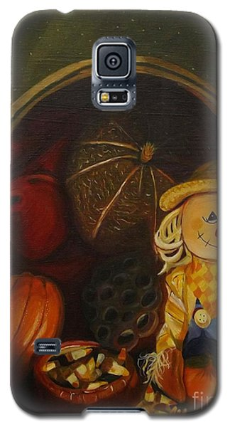 Galaxy S5 Case featuring the photograph Fall Friend by Brigitte Emme