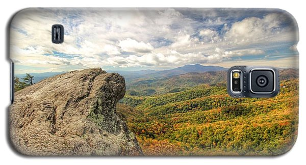 Fall From The Blowing Rock Galaxy S5 Case