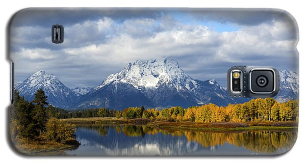 Fall Glory At The Oxbow Galaxy S5 Case