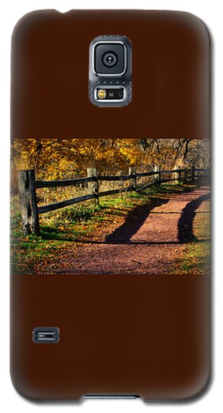 Fall In Chicago Galaxy S5 Case