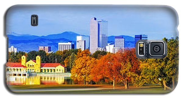 Fall In Denver Colorado Galaxy S5 Case