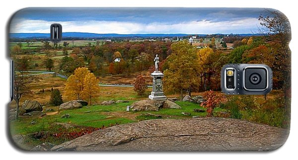 Fall In Gettysburg Galaxy S5 Case by Amazing Photographs AKA Christian Wilson
