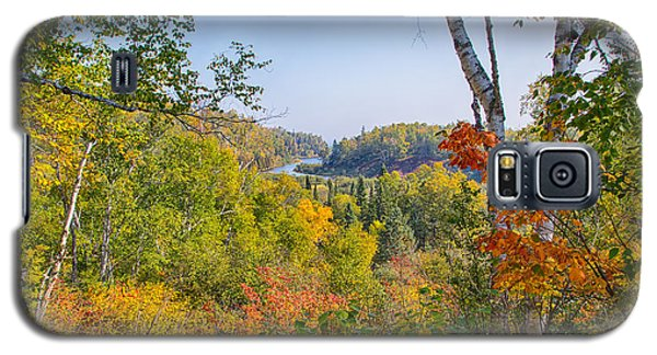 Fall In Gooseberry State Park Galaxy S5 Case