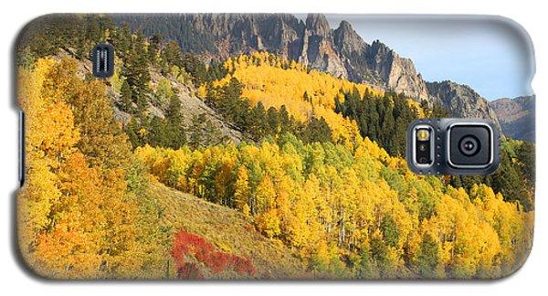 Fall In Telluride Galaxy S5 Case