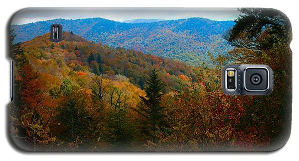 Fall In The Blue Ridge Mountains Galaxy S5 Case