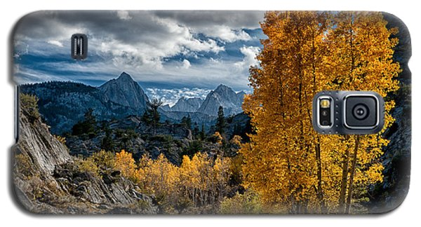 Fall In The Eastern Sierra Galaxy S5 Case