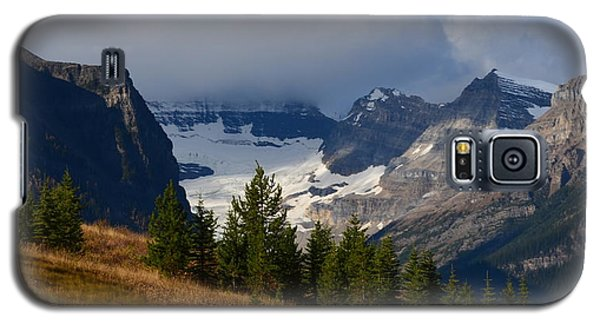 Fall In The Mountains Galaxy S5 Case