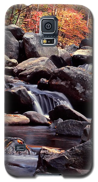 Fall In The Smoky Mountains Galaxy S5 Case