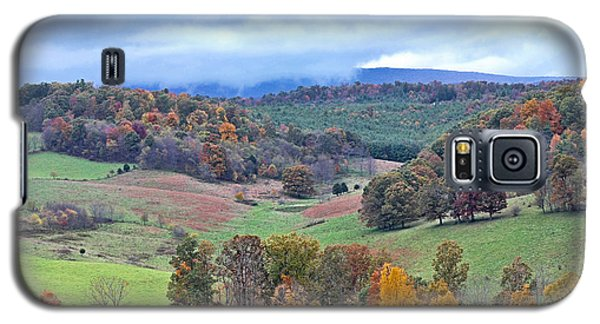 Galaxy S5 Case featuring the photograph Fall In Virginia by Denise Romano