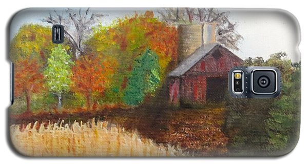 Fall In Wisconsin Galaxy S5 Case by Sharon Schultz