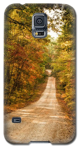 Fall Into Autumn Galaxy S5 Case by Mary Timman