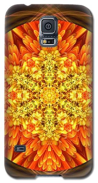 Fall Nature Spirit Galaxy S5 Case