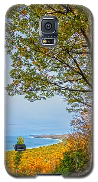 Fall On Alligator Hill Galaxy S5 Case