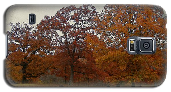 Fall On Antioch Road Galaxy S5 Case