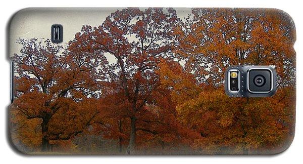 Fall On Antioch Road Galaxy S5 Case