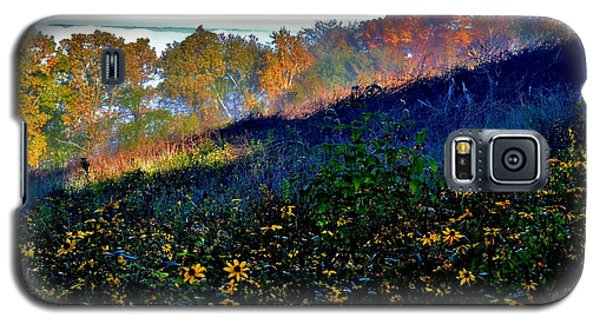 Fall On Garvin Heights Galaxy S5 Case