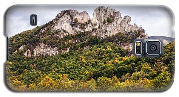 Fall On Seneca Rocks West Virginia Galaxy S5 Case by Dan Carmichael