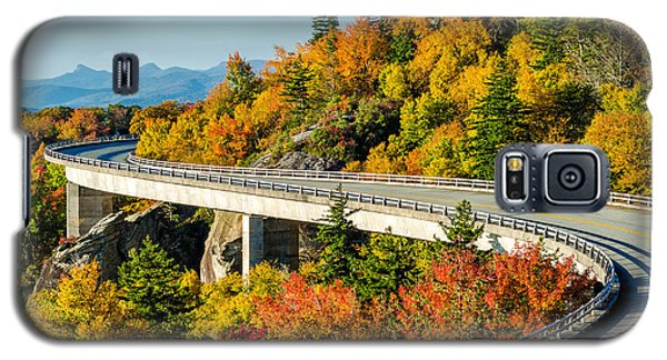 Fall On The Parkway Galaxy S5 Case