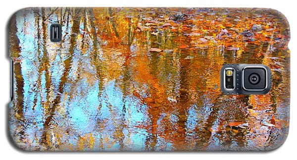 Fall Reflection Galaxy S5 Case