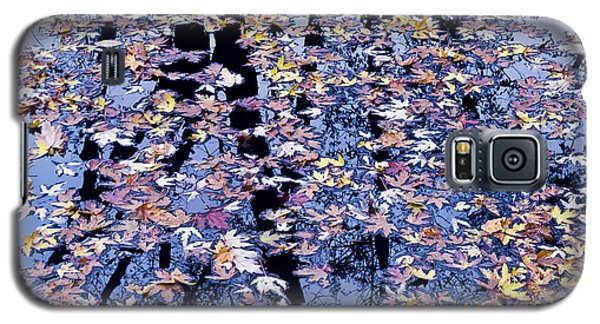 Fall Reflections Galaxy S5 Case by Alan L Graham