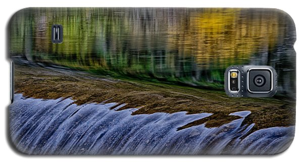 Fall Reflections At Tumwater Spillway Galaxy S5 Case
