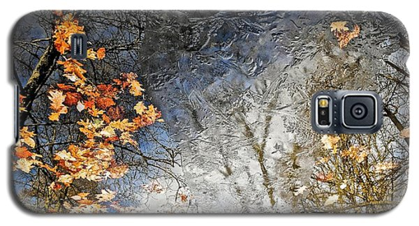 Fall Reflections Galaxy S5 Case