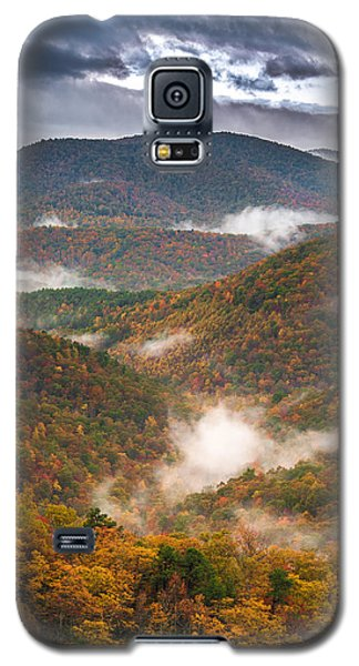 Fall Ridges Galaxy S5 Case
