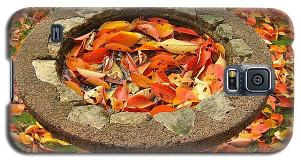 Galaxy S5 Case featuring the photograph Fall Splendor by Bruce Carpenter