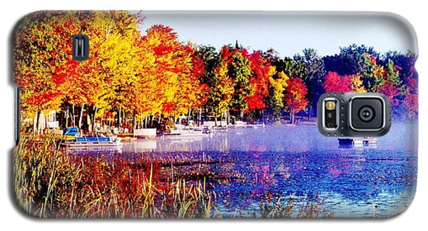 Galaxy S5 Case featuring the photograph Fall Splendor Of Mid-michigan by Daniel Thompson