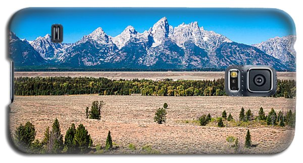 Fall Tetons   Galaxy S5 Case