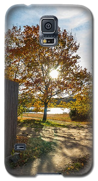 Fall Through The Gate Galaxy S5 Case