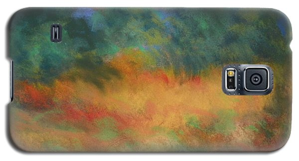 Fall Tonal Landscape Galaxy S5 Case by Shirley Moravec