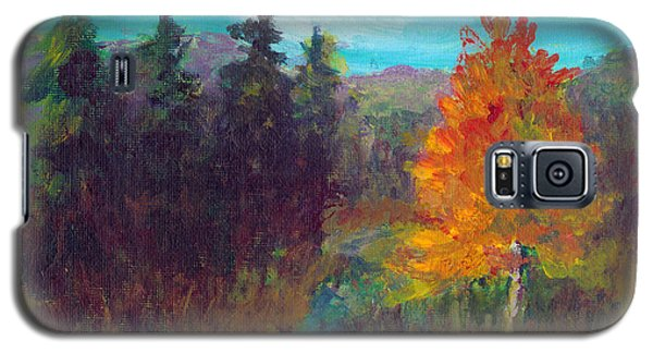 Fall View Galaxy S5 Case