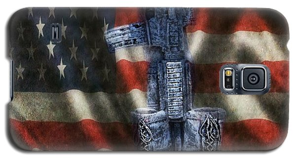 Fallen Soldiers Memorial Galaxy S5 Case