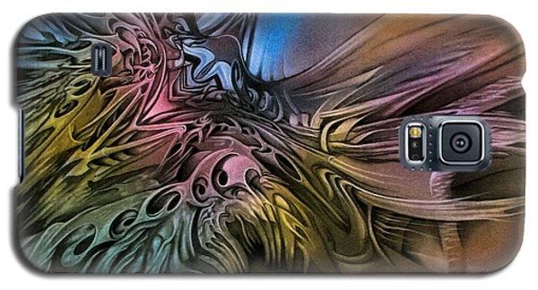 Fallenangelscape1 '09 Galaxy S5 Case