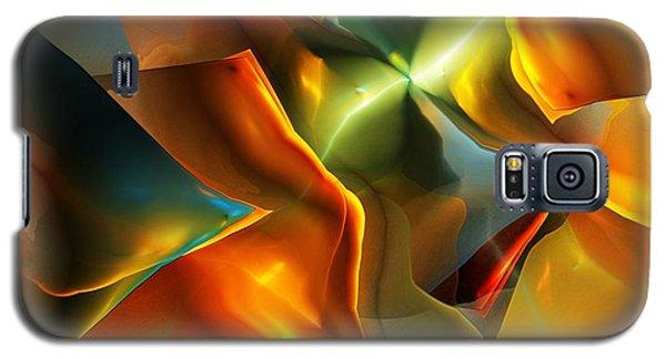 Galaxy S5 Case featuring the digital art Falling 2014 by David Lane